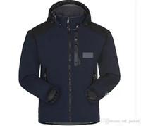 Heißen Verkauf 2019 North Face Mens Designer Winter-Mantel-beiläufiger Normallack-Jacke sportlich Kapuze Windjacke warmer Mantel Asiatische Größen-freies Verschiffen