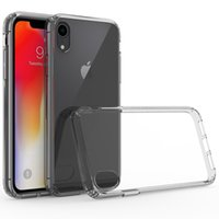 Acrylic+ Tpu Transparent Clear Slim Armor. Case for iPhone 6 7...