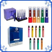 2020 Aggiornato dispositivo POSH PLUS XL monouso Pod Kit 1500 Puff 5ml preriempita cartucce Vape Svuotare penna VS Bar Inoltre flusso XXL Xtra 0.268.174