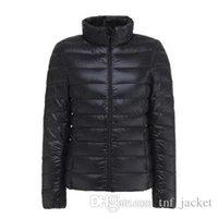 여성용 패키지 클래식 브랜드 북쪽 다운 코트 자켓 야외 경량 재킷 여성의 물 얼굴 자켓 코트