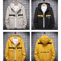 Men Casual Jackets Male Spring Autumn Youth Fashion Loose Th...