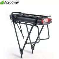 36V 10Ah 13Ah 17Ah arrière rack batterie 48V 12Ah 14Ah vélo électrique pour Bafang BBS01 BBS02 BBSHD Tongsheng TSZD2