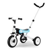 Carrinhos de criança # infantil dobrável bebê carrinho de bebê Magic Ware carrinho Três rodas triciclo bicicleta Balance 3in1