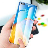 20D Protecteur plein écran Film avant Film Soft Hydrogel TPU Protection pour Huawei P40 Pro Honor 30 téléphone portable (pas de verre)