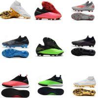 أحذية رجالي كرة القدم فانتوم vsn النخبة df fg كرة القدم رد فعل فانتوم الرؤية 2 برو الديناميكية صالح كرة القدم المرابط sneaks size39-45