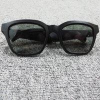 최고 품질의 패션 2에서 1 스마트 오디오 선글라스 안경 블루투스 이어폰 헤드셋 헤드폰 다기능