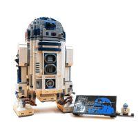 05043 Planet Series 62001 2314PCS Robot Model Bouwstenen Bricks Onderwijs Speelgoed Compatibel 10225 81045