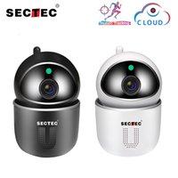 SECTEC cámara inalámbrica Cámara IP 1080P Nube de seguimiento auto de Vigilancia de Seguridad para el Hogar de red WiFi CCTV monitor de bebé