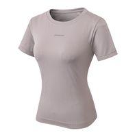 Principais mulheres Super boa qualidade elástica de ajuste apertadas roupas de yoga Quick Dry Fitness Wear cor cinza