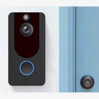 V7 HD 1080P Smart WiFi Video Doorbell Camera Visual Intercom...