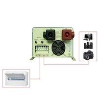 FT-4KW DC24Vまたは48V AC120V 220V 230V 4000Wオフグリッド純粋な正弦波パワーインバータ/バッテリ充電器DCAC 50 / 60Hzのサポートカスタマイズ/