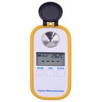 Medidor de concentração 0-30% Brix Café Medidor de Sugar TDS 0-25% Refratômetro Digital Portátil Eletrônica