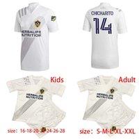 2020 2021 LA Galaxy Soccer forması Chicharito Jersey 20 21 Los Angeles Galaxy Mükamele PAVON IBRAHIMOVIC Zubak çocuklar maillot de foot