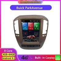 Red 4G Android 9.1 Multimedia para la navegación del GPS del coche ParkAvenue vídeo reproductor de radio Wi-Fi Bluetooth carplay
