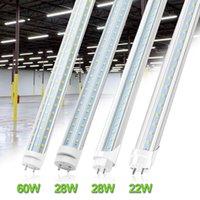 T8 Żarówki LED 4 FT 4 stóp 1200mm 60W 18W 22W 28W LED Lampy Lampy Lampa G13 praca do istniejącego oprawy