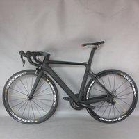 2021 DERNIER TT-X27 Complete Bike Cadre de carbone V Bicyclette de frein Nouveau Technologie EPS DI2 Cadre de Road Cadre interne Cycle Cycle Split Guidon TT-X27