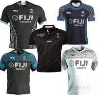 neuer Rugby Trikot Sevens Olympic Hemd thailand quality19 20 fiji National 7s Rugby Jersey S-3XL