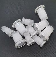 Yeni Tasarım Mini Dönüştürücü Cam Adaptör 10mm Kadın için 14 mm Erkek, Kuvars Banger Cam Bongs Dab Sondaj için 14mm Kadın için 18mm Erkek