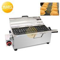Fabricantes de pão comercial japonês bebê castellas máquina esponja maker non vara bolha ovo waffle redondo mini padeiro grade de ferro