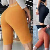 Gym Sport Shorts Frauen High Waist Energie Seamless Yoga Shorts Push Up Hip Gym Fitness Sports Gamaschen