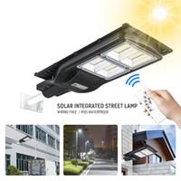 LED 태양 광 조명, 옥외 보안 투광 조명, 태양 광 가로등, IP66 방수, 자동 유도, 잔디, 정원을위한 태양 홍수 빛