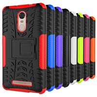 Pour Xiaomi redmi Note 8 8A 8T 10 3 3S 4 4X 4A 5 5A 7 Go Plus S2 6 6A Pro silicone anti-choc Béquille armure Phone Case Cover