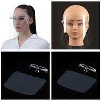 PET Face Shield With Glass Holder Safety Oil- Splash Proof Pr...