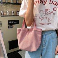 Malas de mulher 2020 mini-ocasional bolsa saco de veludo literária todos-jogo senhoras pequeno saco retro pano de almoço
