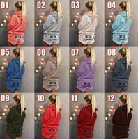 2020Women 잠옷 MEOW 고양이 수면 바지 여성 속옷 잠옷 세트 탑 반바지 파자마가 설정 풀오버 후드 긴 소매 탑스 인쇄하기
