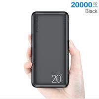 Power Bank 20000mAh Tragbare Ladung Powerbank Mobiltelefon Externes Batterieladegerät Powerbank 20000 mAh