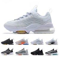 EUR 36-45Cushion ZM950 Erkek Koşu Ayakkabıları 950 Oreo Neon Üçlü Siyah Gümüş Beyaz Gökkuşağı Kadın Erkek Spor Trainers Sneakers Chaussures