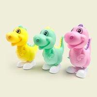 ABS Material Plástico criativa divertimento dos desenhos animados brinquedo cadeia de giro salto Bee garota dinossauro pato tartaruga Apropriado como um presente do jardim de infância