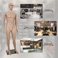 73 polegadas manequim masculino vestido de corpo inteiro forma janela exibição cosmetologia costura-manequim para roupas alfaiate molho modelo w38112733