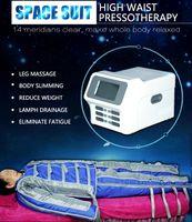 Infrared Sauna Massagem de Drenagem Linfática Equipamento infravermelho Blanket térmica pressoterapia máquina Venda Slimming Body Wrap Blanket