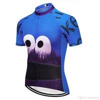 여름 스포츠 남자 쿠키 자전거 운동 디자이너 의류 얇은 wicking 사이클링 저지 빠른 드라이 퀼 티트 자전거 반바지 T 셔츠 3D 인쇄 솔리드