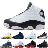 2020 Nuevos 13 13s Pedernales Bred zapatos CNY baloncesto de los hombres Hyper Royal Alititude verde mala jugada Negro para hombre de las zapatillas de deporte de diseño del gato Deportes