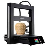 طابعات A5 حجم الطباعة المعدنية الكامل 305x305x320mm لشاشة تعمل باللمس دعم طابعة ثلاثية الأبعاد استئناف diy كيت