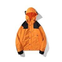 Herren Designer-Jacke Splicing-Kontrast-Farben-Jacken-Mode-Männer Marke Windjacke Mantel Winddichtes antistatische Außenstreet