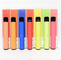 Yeni Puf Bar Artı 800 + Puff Tek Kullanımlık Pod Kartuşu Kalem 550 MAh Pil 3.2ml Önceden doldurulmuş Vape Pods Sopa Tarzı Taşınabilir E Sigara
