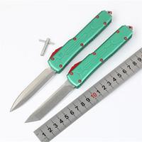 Специальное предложение! Новее прибывают Mitech UT Bounty Hunter Охотничий складной карманный нож выживания нож benhmade Xmas подарок для мужчин копий