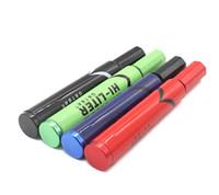 Hohe Qualität Hallo Liter Pipe Marker Stift Stash Rauchen Metallpfeife Schleich Ein Toke Klick N Vape Pipe