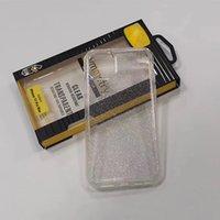 대칭 클리어 전화 케이스 제품과 함께 투명 충격 방지 보호 아이폰에 대한 11 X 최대 삼성 S10