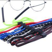 Eyeglasses Correntes de titular corda óculos de óculos de óculos de sol para esportes Drivers de viagem mulheres homens moda acessórios