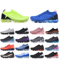 nike air vapormax 2018 tn Nike Air Max Chaussures de course Chaussures Rouille Rose Fourneaux Baskets femme kanye Chaussures Outdoor Chaussures de sport