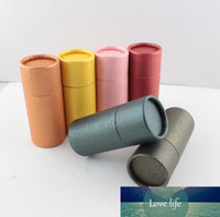 Papelão tubo Jóias / Cosméticos / Presentes Embalagem Caixa de transporte gratuito SN2234 papel Kraft 10 ml Frasco de petróleo essencial Embalagem