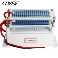 ATWFS Ozone Generator 220v Air Purifier for home Ozonator 36...