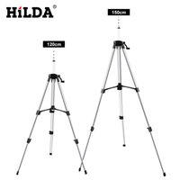 HILDA Laser Level Tripod Adjustable Height Thicken Aluminum ...
