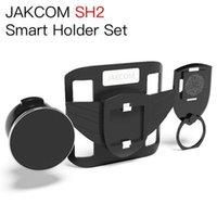 JAKCOM SH2 Smart Holder Set Hot Sale in Cell Phone Mounts Holders as gomitas pulseras air vent car holder curren watches men