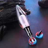 Küçük DAB Rigs DABCOOL W3 Kiti Elektronik Sigara Balmumu Kalem Konsantresi Buharlaştırıcı 400 mAh Pil Başlık Cam Boru Geri Dönüşüm