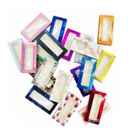 toptan kağıt sahte kirpik ambalaj kutusu kirpik kutuları özel logo ambalaj sahte Cils 25mm vizon kirpiklerini mermer vaka
